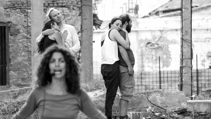 «ΛΟΥΙΖΕΤTΑ: Το καμαρίνι μιας επανάστασης».Eπαγγελματίες ηθοποιοί συνεργάζονται με μαθητές ειδικών δεξιοτήτων http://fragilemag.gr/luisetta-to-kamarini-mias-epanastaseis-elefsina-palio-eleourgio/