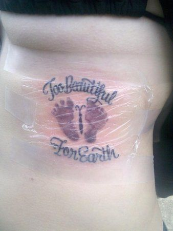 Afbeeldingsresultaat voor remembrance tattoo child