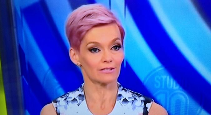 Jessica Rowe –The best celebrity hairstyles are all here