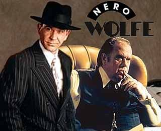 Archie Goodwin (Timothy Hutton) Nero Wolfe (Maury Chaykin)  Nero Wolfe was a 60 minute drama series on NBC.