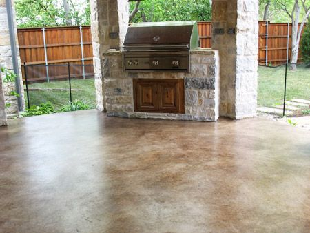 Do it yourself acid staining guide (Dallas/Fort Worth ...