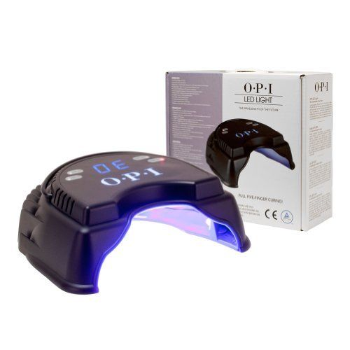 OPI LED Lamp Professional Salon Nail Manicure Pedicure Gel UV Cure Light 110V Item# 4527  - Click image twice for more info - See a larger selection of nail dryers at http://www.zbestsellers.com/level.php?node=137&title=nail-dryers - woman, woman fashion, nail ideas, nail decoration , beauty , gift ideas, nail art