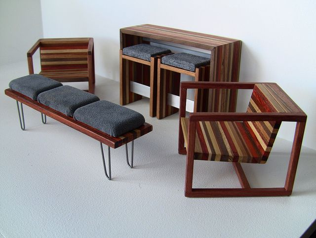25 Best Ideas about Miniature Furniture on Pinterest  Diy dolls