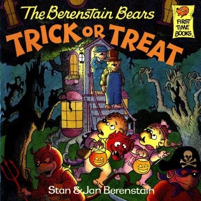 I Loved The Berenstain Bears Series When Was Growing Up