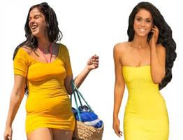 Geordie Shore's Vicky Pattison Drops From A Size 16 To A Size 6