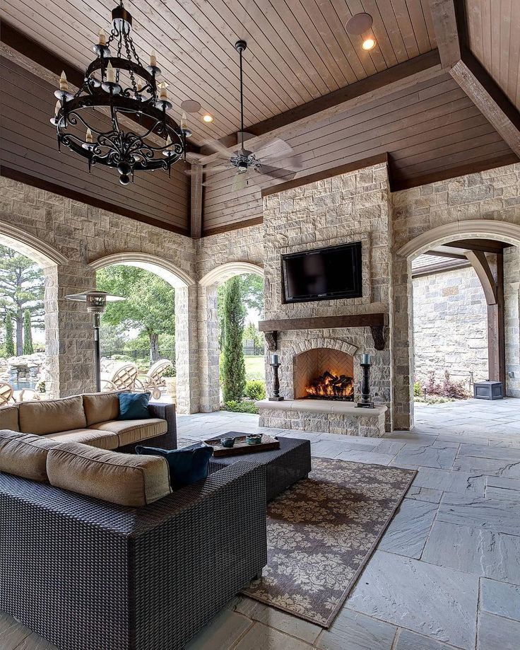 It was 90 degrees in New York today! Is your outdoor space ready for summer? (mine isn't) Patio by Simmons Estate Homes