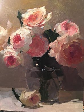 Dennis Perrin Flowers In Art Cut Arrangements Pinterest