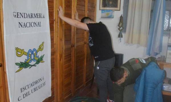 Captura del jefe de la banda narco vinculada al tráfico de 5000 kilos de marihuana en Berazategui