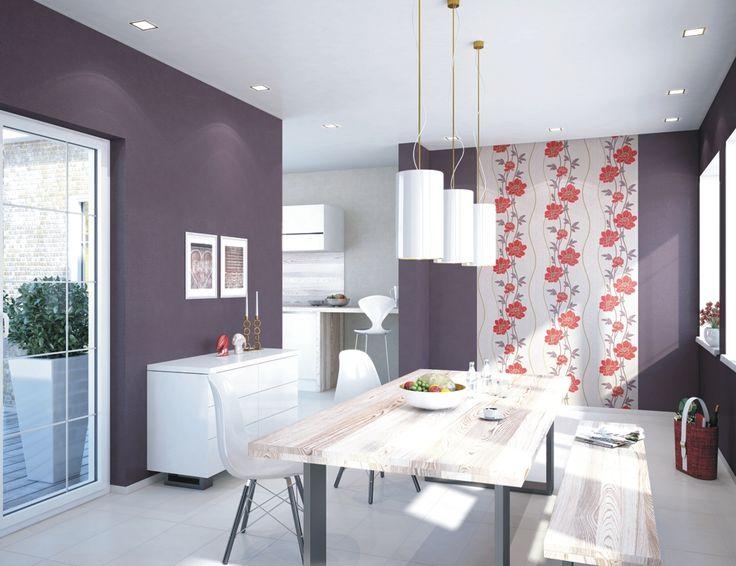 Plaisir 2016 by rasch - wwwrasch-tapetende Easy Living Pinterest - tapeten rasch wohnzimmer