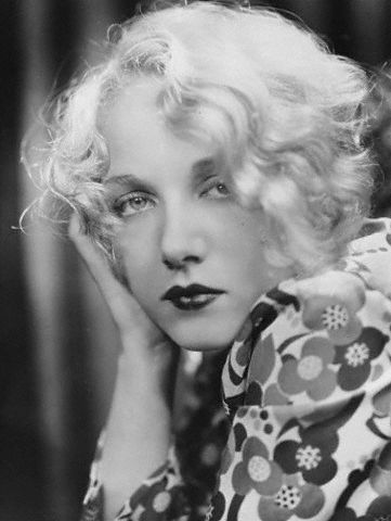 Leila Hyams, 1930s, star of Freaks and Island of Lost Souls