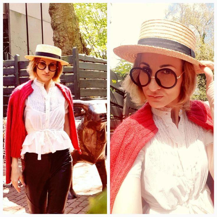 "Fashion Blogger Anamaria Băcilă despre ""Granny Style"" – Abc News Transilvania"