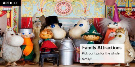 Family Attractions in Helsinki: museums, sights and amusement park, zoo... | Helsinki This Week