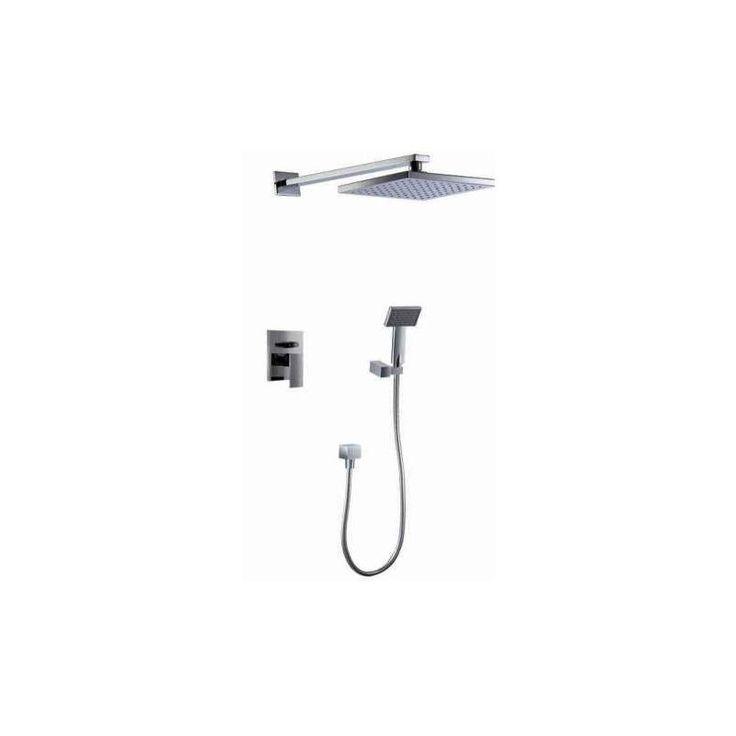 Hopa Thames falbaépíthető zuhany csaptelep szett 75 2449C AKCIÓ - Itt találja a legjobb ajánlatot!