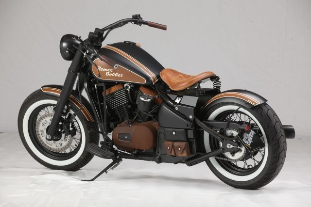 kawasaki vn 800 classic bobber love this my style. Black Bedroom Furniture Sets. Home Design Ideas