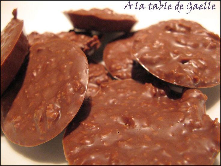 Chocolat croustillant ou comment abandonner sa plaque de chocolat habituelle !