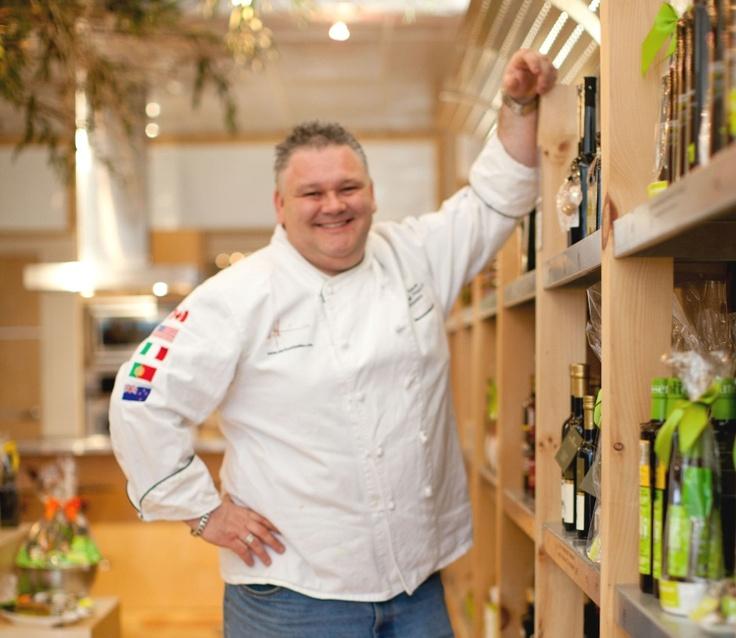 Toronto Food Tours Chef Scott