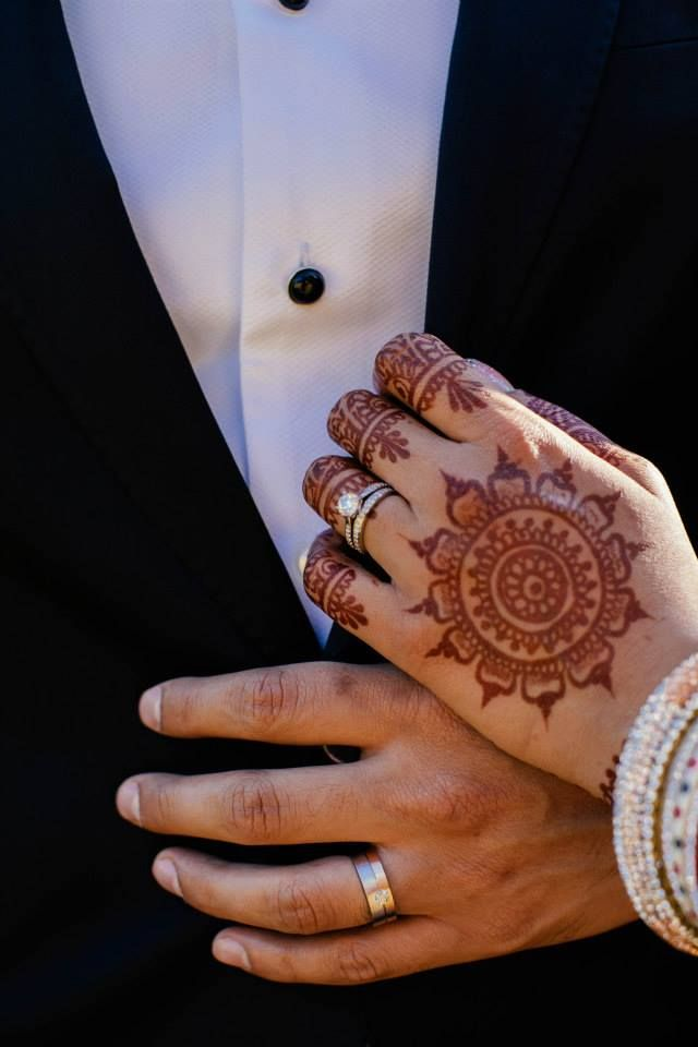 #mehndi #desi #weddings #hands