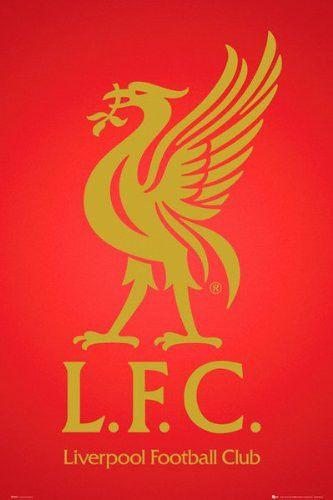 SPT44529 Liverpool Club Crest 24x36