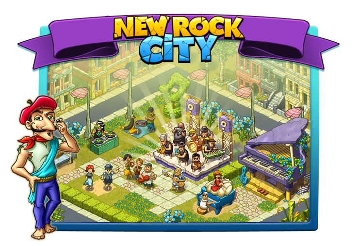 New Rock City: Blues Day