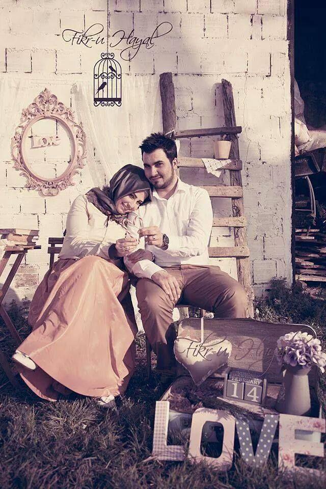 Muslim Couple <3