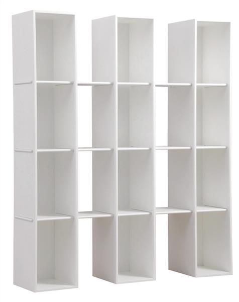 Trible Bookshelf - http://www.dezinti.com/urunler/ronrepublicofnarcist/ronteam/trible-702
