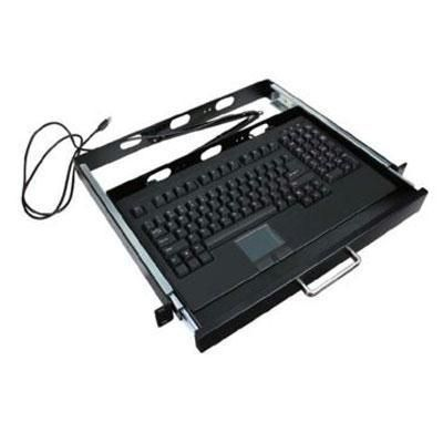 Touchpad Keyboard USB Drawer
