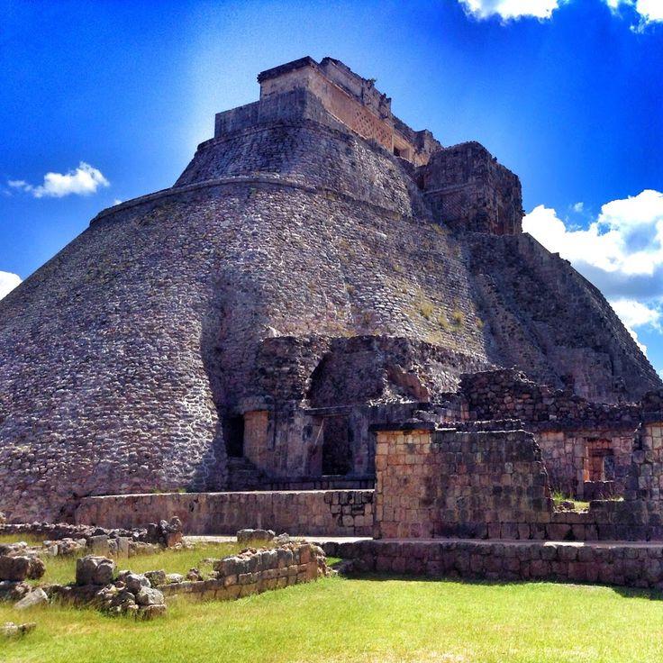 Uxmal #mexico #zonamerida #zona