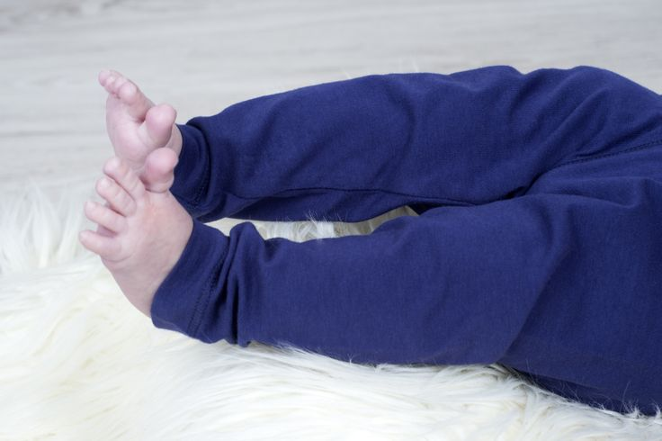 Blauwe legging van het merk Kids Case verkrijgbaar bij www.kidsmetsmaak.nl