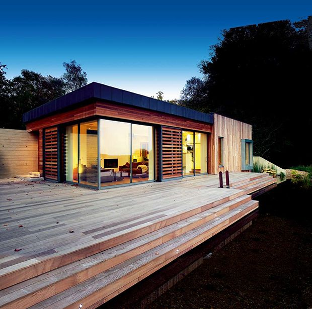 Modern Forest House: 78 Best Images About Extension On Pinterest