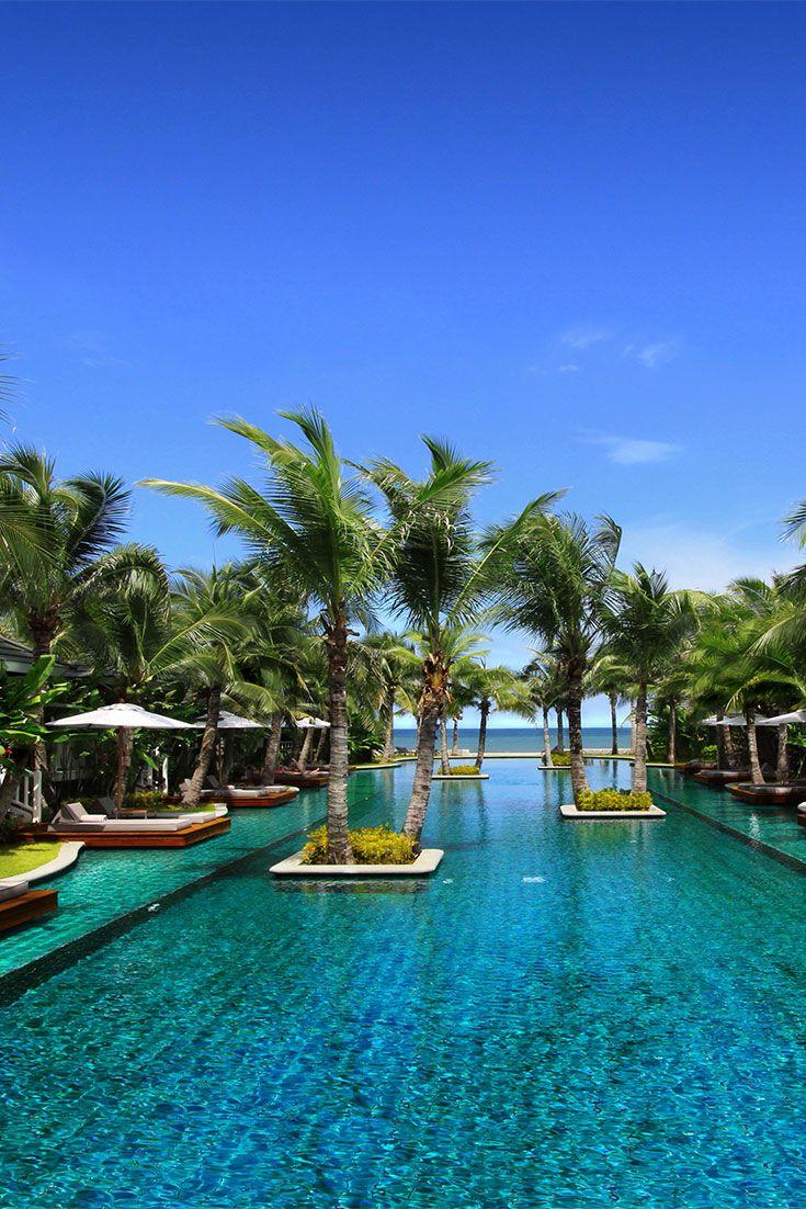 Rest Detail Hotel, Hua Hin, Thailand.