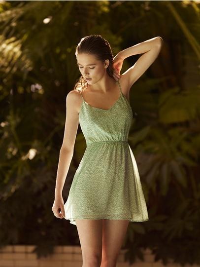 Mini vestido Oysho