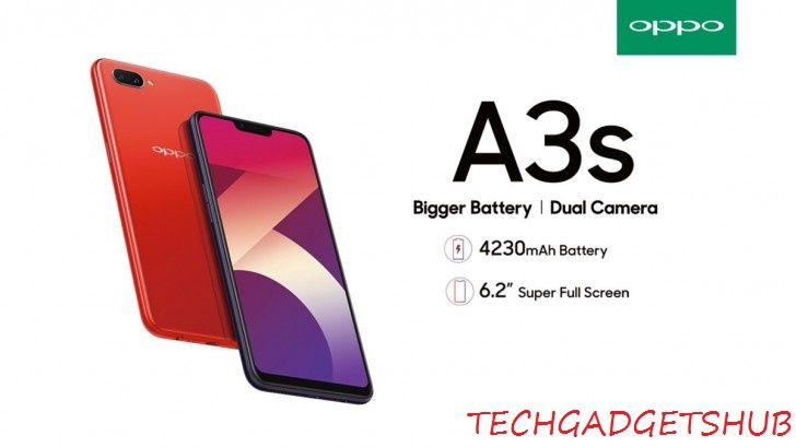 OPPO A3s (Specs,Pricing&Overview) | TECH GADGETS HUB