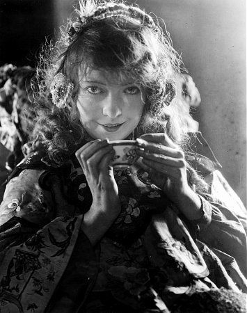 Lillian Gish in Broken Blossoms, 1919