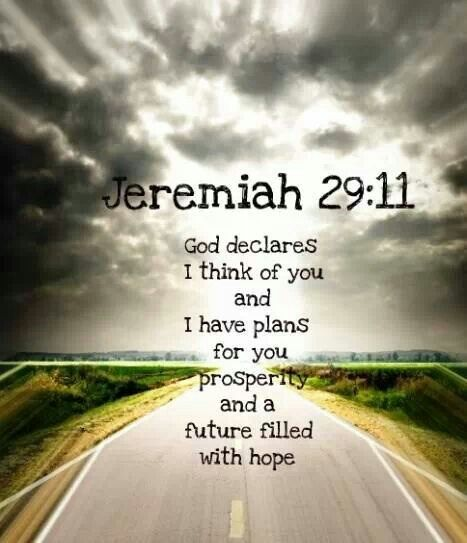 110 Best Jeremiah 29 11 13 Images On Pinterest Biblical
