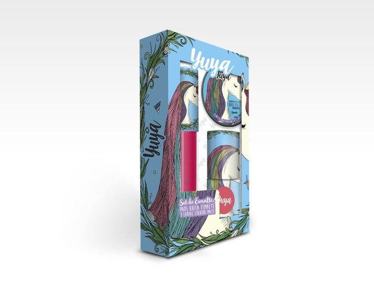 El SET básico Yuya. Disponible en Republic Cosmetics la tienda oficial de Yuya, envíos a toda la república mexicana. Certificado Cruelty Free.