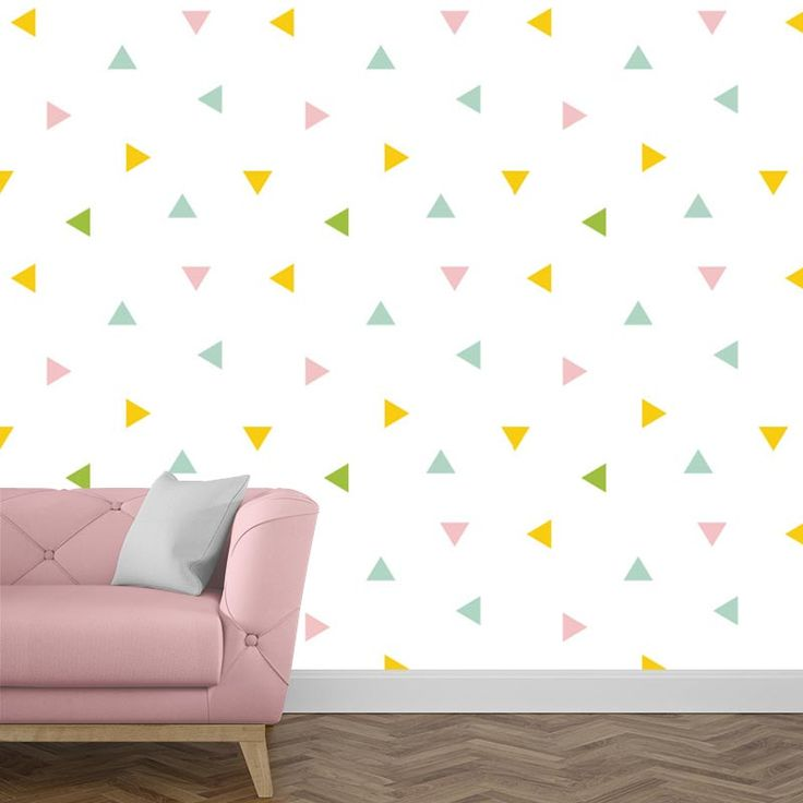 124 best thema meisjeskamer images on pinterest for Kostprijs behangen per m2