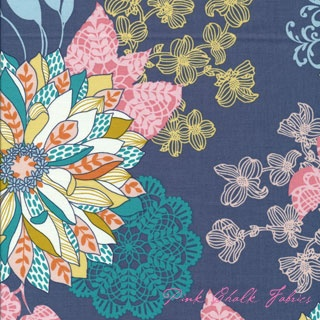 Josephine Kimberling Hope Chest Floral Blue