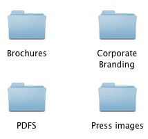 #AssetBank can automatically create file categories for a large group of #assets uploaded at once
