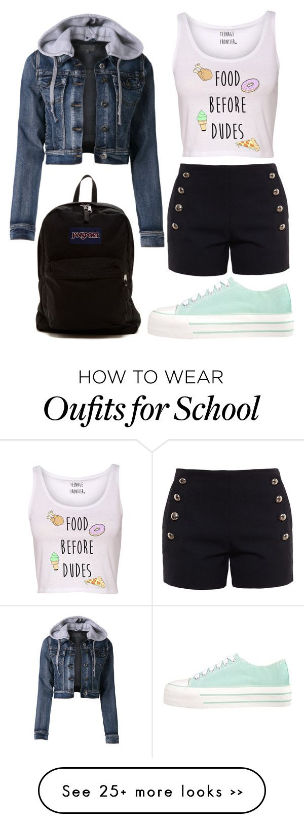 """Back to school"" by lucyf116 on Polyvore"