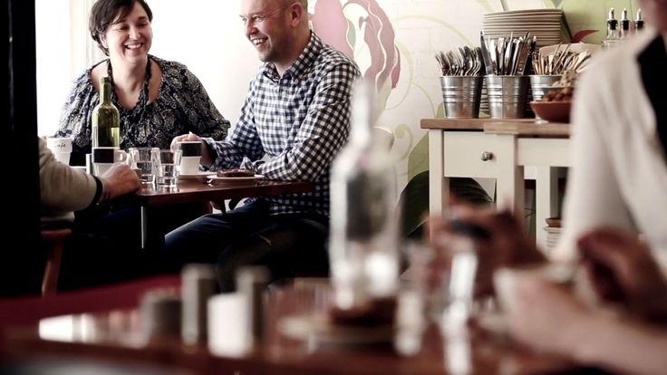 Deli Cafe Maya Video