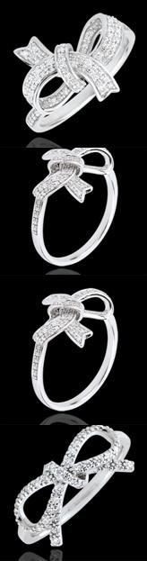 Anello fiocco argento e diamanti http://argento.edenly.com/anelli-argento-gioielleria/anello-fiocco-prezioso-argento-diamanti,6304,2026.html?liste_cat=2026