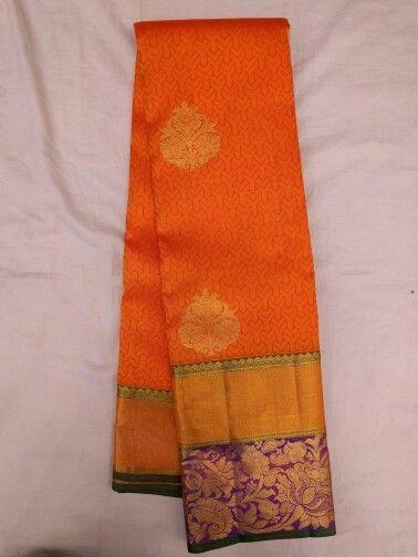 Kanchipuram silk saree  Whatsup number +919944659321