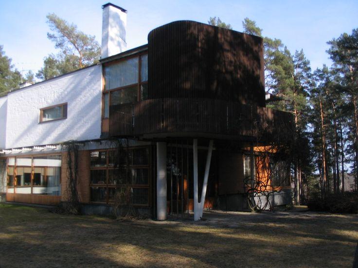 1000 images about architecture alvar aalto on pinterest - Villa mairea alvar aalto ...