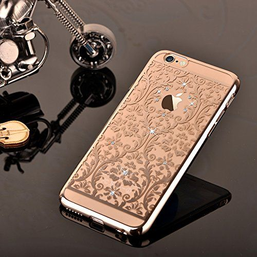 iphone 6s plus 5 5 iphone 6 plus case devia crystal baroque series unique fashion gradient. Black Bedroom Furniture Sets. Home Design Ideas