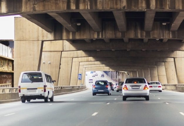 Jozi M1 road upgrades for entire 2016