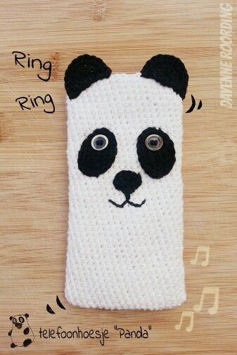 Telefoonhoesje Panda