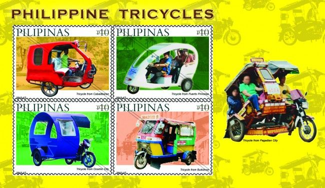 """Want to immortalize yourself via mailing stamps?  It's now possible with the Philippine Postal Corporation (PhlPost) now making it possible for everyone.  The agency has set up photo booths in popular tourist destinations so that you and your friends can have your photos taken and printed as personalized stamps.  """"It's like creating your"""