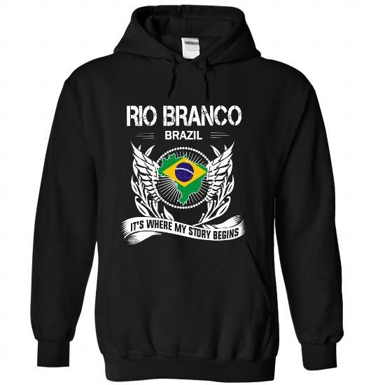 RIO BRANCO- Its where my story begins! - #tee ball #long sweater. ORDER NOW => https://www.sunfrog.com/No-Category/RIO-BRANCO-Its-where-my-story-begins-2524-Black-Hoodie.html?68278