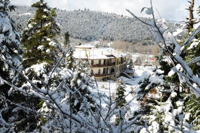 #Evritania #MegaloChorio #NothernGreece #WeGreek_smartdeals  Melegos Hotel, Nothern Greece, Evritania, Megalo Chorio- One of the best destinations for winter holidays! Get the WeGreek card and win a 20% discount for your stay along with other special offers all over Greece! #travel_smart_travel_cheap_with_WeGreek! Μέλεγος Hotel | WeGreek