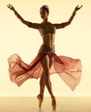 The Australian Ballet - La Bayadère #dance